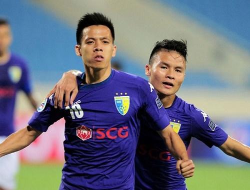 Hà Nội Fc: Văn Quyết đặt Mục Tiêu Cùng Hà Nội FC đá Bại HAGL