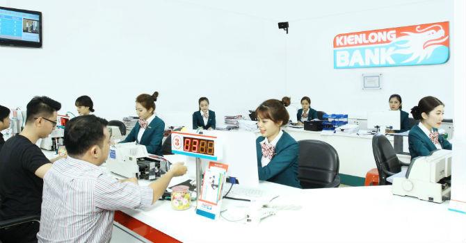 """Dù """"cắt gọt"""" mạnh chi phí dự phòng, Kienlongbank mới chỉ hoàn..."""