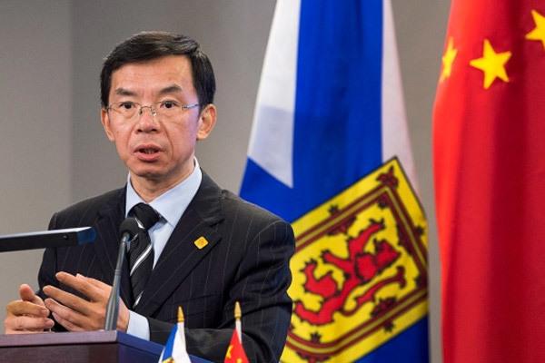 Trung Quốc cảnh báo Canada về hậu quả ''cấm cửa'' Huawei