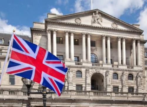 NHTW Anh giữ nguyên lãi suất, cảnh báo rủi ro trì hoãn Brexit