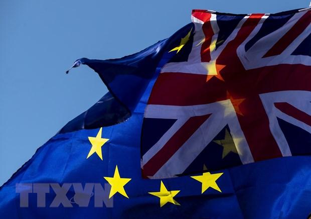 Vấn đề Brexit: Lãnh đạo Liên minh châu Âu ký thỏa thuận Brexit
