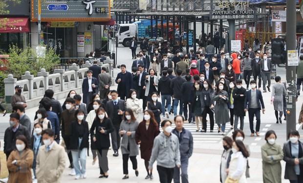 Hàn Quốc thúc đẩy ngân sách bổ sung ''lớn nhất trong lịch sử''