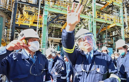 Argentina khánh thành nhà máy lọc dầu diesel chất lượng cao đầu tiên