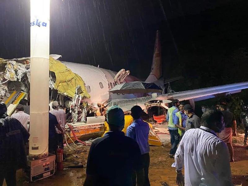 20 người thiệt mạng trong vụ tai nạn máy bay tại Ấn Độ
