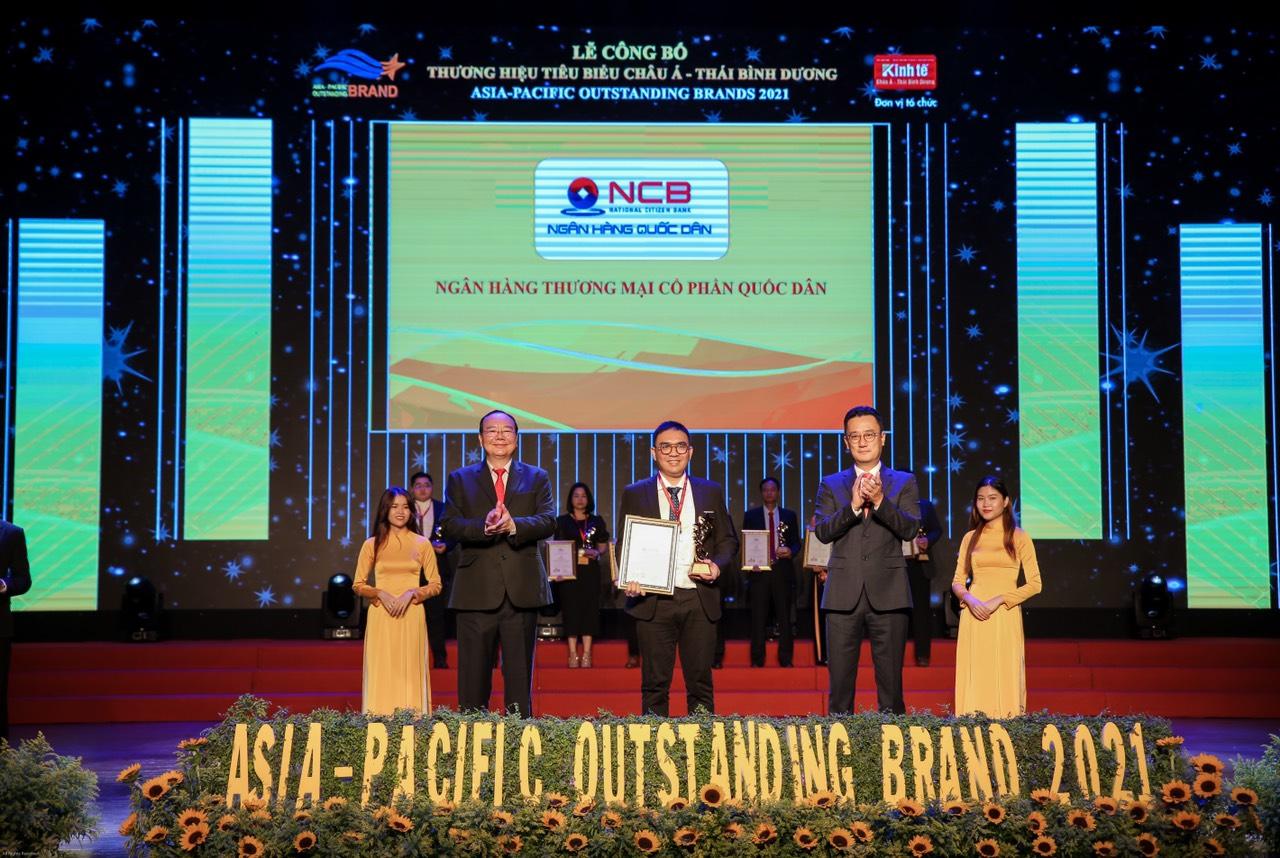 Hai năm liên tiếp, NCB lọt Top 50 doanh nghiệp tăng trưởng xuất sắc nhất Việt Nam